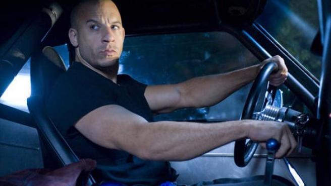 Vin Diesel en 'Fast & Furious 5'