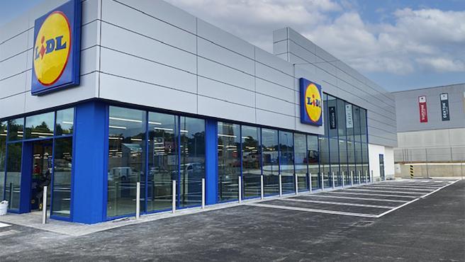 Lidl inaugura el jueves una nueva tienda en la capital con más de 1.330 metros cuadrados de sala de ventas