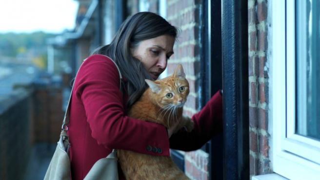 Fotograma de 'Pequeños milagros en Peckham Steet'