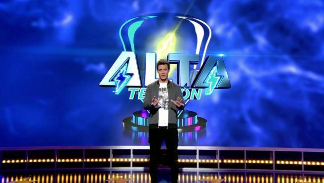 Christian Gálvez, en 'Alta tensión'.