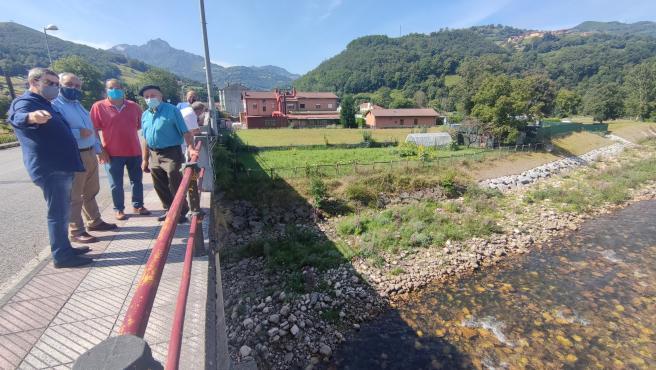 El PP reclama recuperar el caudal ecológico del río Nalón