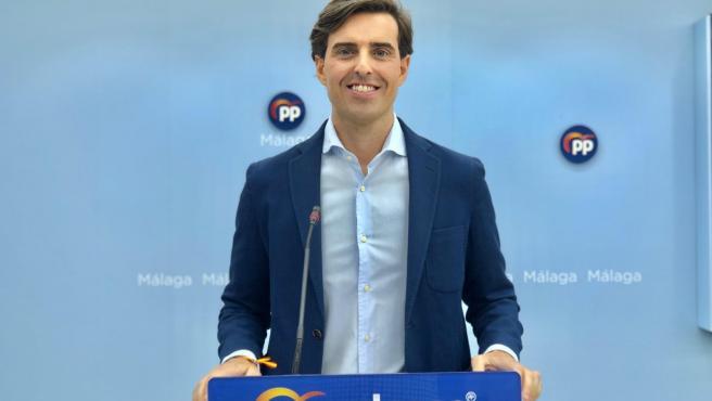 """Montesinos destaca el """"liderazgo"""" de Málaga como """"el mejor ejemplo"""" de las políticas reformistas del PP"""
