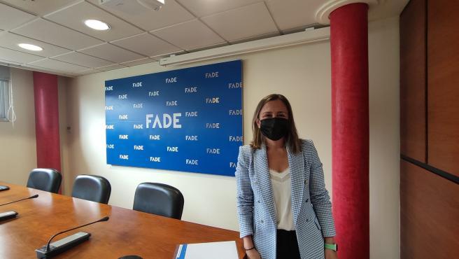 """""""Con mejores empresas habrá una mejor Asturias"""", dice la presidenta de FADE"""