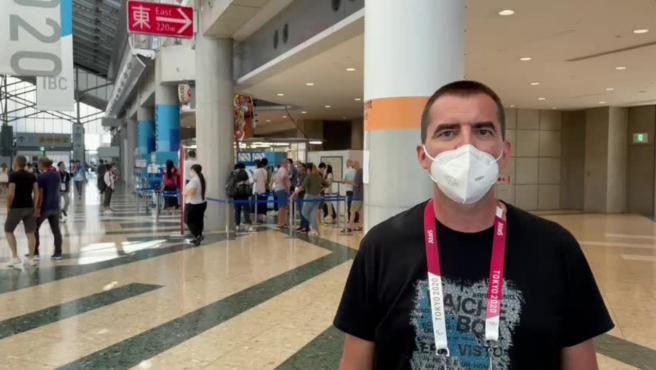 Diario desde Tokio: Germán Dobarro - 4 de agosto