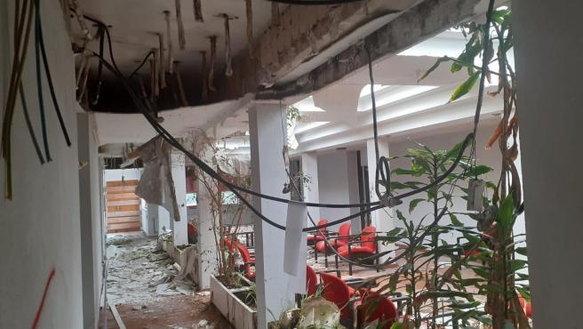 """El PP pide la adecuación de la Escuela de Agricultura de Villaviciosa """"ante un deterioro que puede ser peligroso"""""""