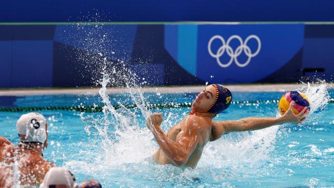 España vs Estados Unidos de cuartos de final de los Juegos Olímpicos de Tokio.
