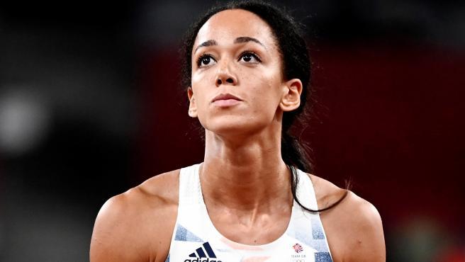 Katarina Johnson-Thompson, heptatleta en los Juegos Olímpicos de Tokio