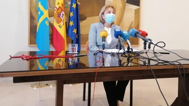 Losa dice que las cifras demuestran que Asturias cuenta para el Gobierno estatal y muestra optimismo respecto a 2022