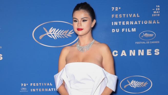 Selena Gomez en Cannes, 2019.