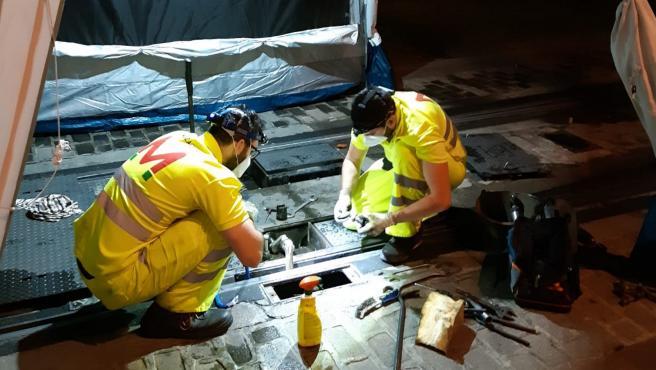 Adjudicado el nuevo contrato de mantenimiento de la infraestructura y vía del metro de Granada