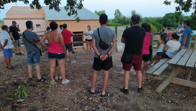 Castelló organiza las 'Nits de rates penades' en el Molí la Font con detectores de ultrasonidos