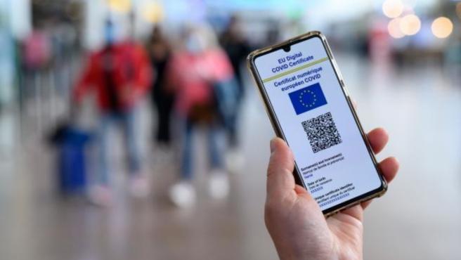 Pedir el Certificado covid en los establecimientos puede vulnerar la protección de datos de la ciudadanía.