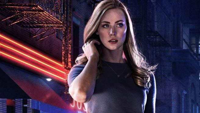 Deborah Ann Woll como Karen Page en 'Daredevil'.