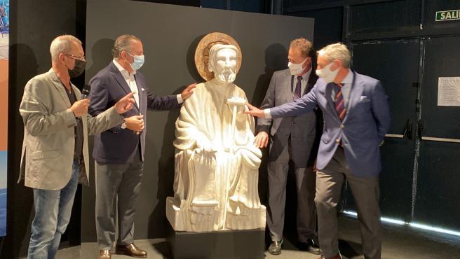 El Banco Sabadell repasa el Camino de Santiago con la Fidma