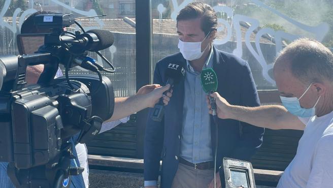 """El PP pide traer el dinero de la ampliación del Prat para """"soterrar las vías del AVE"""""""