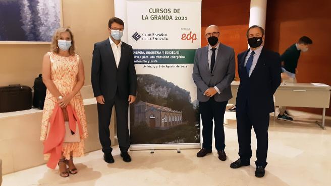 """El Principado confía en la llegada de un inversor """"serio y solvente"""" para la planta de Alcoa"""