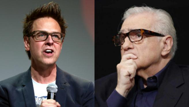 Janes Gunn y Martin Scorsese, a vueltas con el cine de superhéroes