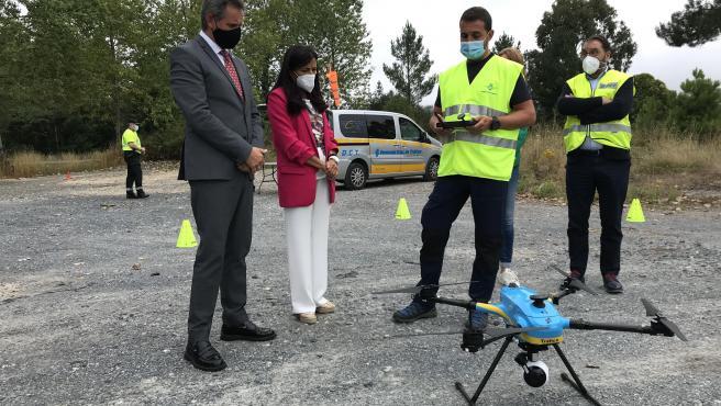 Las carreteras gallegas registran 44 víctimas mortales en lo que va de año, ocho menos que en 2019
