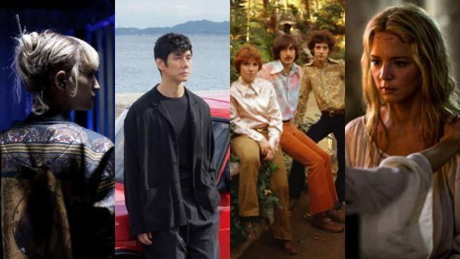 'Titane', 'Drive my car', 'The Velvet Underground' o 'Benedetta' son algunos de los grandes títulos