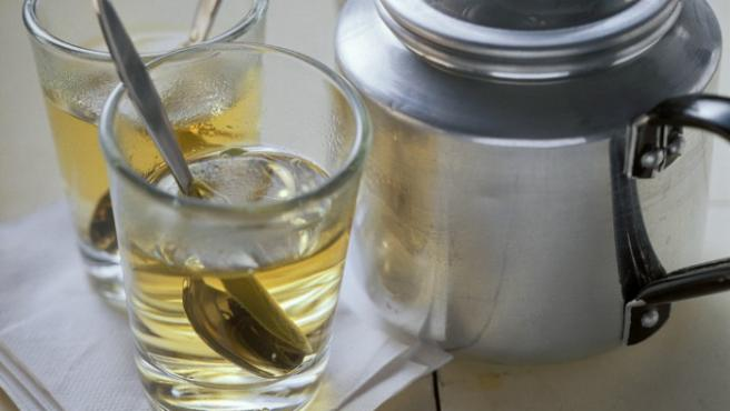 Cómo infusionar té