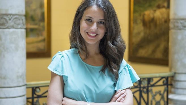 Gloria Santiago, diputada de Unidas Podemos en Baleares.