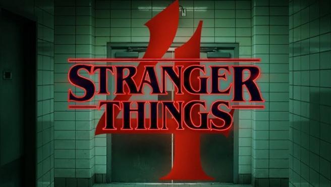 Logo de 'Stranger Things'