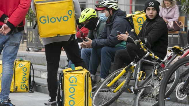 Imagen de recurso de varios 'riders'.