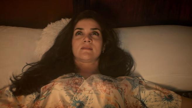 Stefania Tortorella en 'Muerto con gloria'