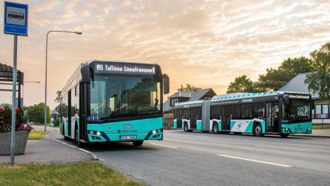 Solaris, filial de CAF, se adjudica contratos por un valor de 70 millones de euros en Dinamarca, Estonia y Valladolid