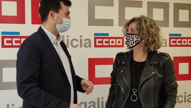 """El PSdeG acusa a la Xunta de usar """"la confrontación desleal y ruin"""" con las vacunas para """"tapar"""" las esperas en Primaria"""