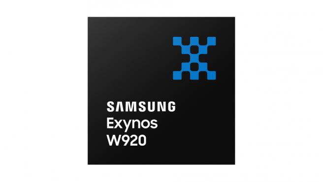 Exynos W920 es compatible con una nueva plataforma unificada para wearables que Samsung ha creado junto con Google y que integrará en el nuevo Galaxy Watch.