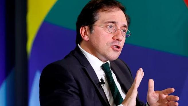 Imagen de archivo de José Manuel Albares.