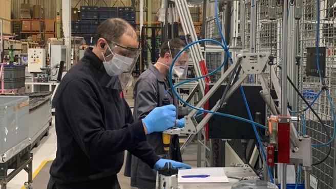 Industria apoya nuevos proyectos de I+D+i de Maflow Spain Automotive con 128.000 euros