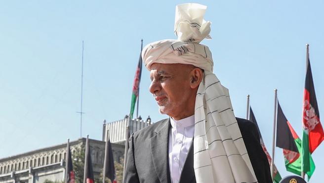 El presidente afgano, Ashraf Ghani, en una imagen del pasado 13 de mayo.