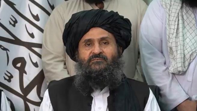 Mullah Baradar, en un mensaje grabado y emitido en la BBC.