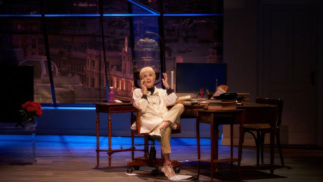 Concha Velasco protagonizará desde este jueves 'La habitación de María' en el Teatro Arriaga de Bilbao