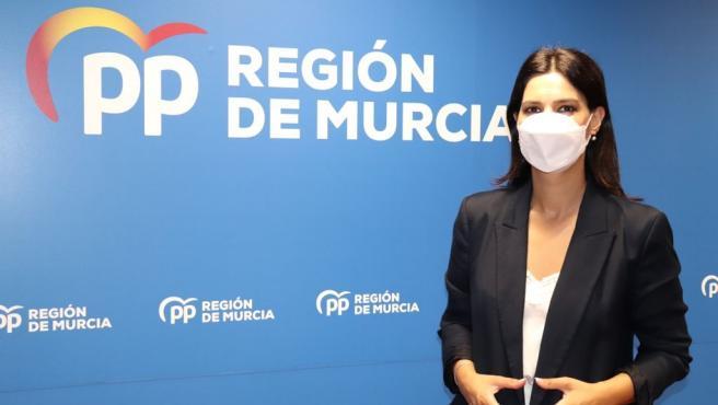 """Guardiola (PP): """"La Región de Murcia se queda sin trenes hasta 2025 por culpa de Sánchez"""""""