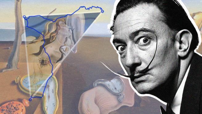 Ruta de Dali, descubre el triángulo daliniano