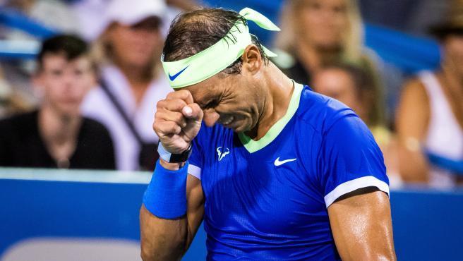 Rafa Nadal se ve obligado a parar. Las molestias en el pie que lleva arrastrando más de un año y que ya le hicieron perderse los Juegos Olímpicos y anunciar su baja del US Open le han forzado a tomar la decisión de no disputar ningún torneo más de los que quedan este año.