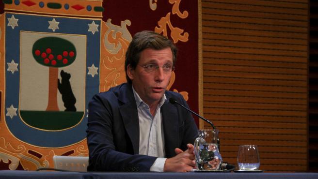 Almeida está abierto a pactar ordenanza de movilidad con todos los grupos y prevé llevarla a Pleno el 10 de septiembre