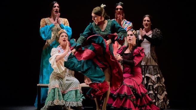 Flamenco, malabares con casi cien manzanas y teatro gestual, en el ecuador del festival FRESCA!