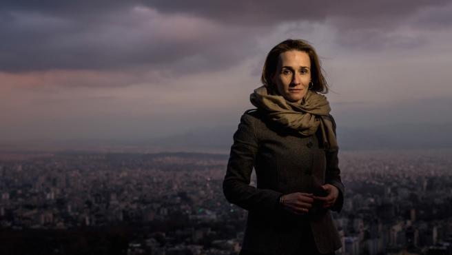 Jenny Nordberg, periodista experta en la infancia afgana.