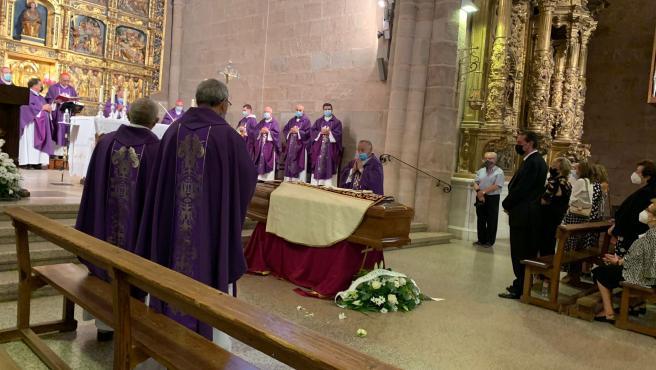 Funeral por Martínez Somalo