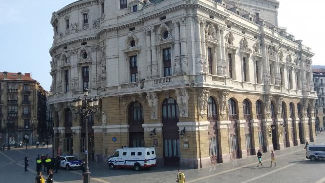 Bilbao vive sus segundas 'no fiestas' consecutivas sin chupinazo ni Marijaia por la pandemia