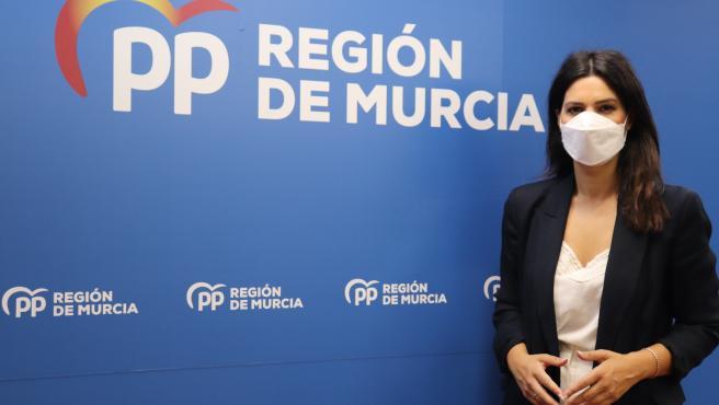 """Guardiola (PP): """"López Miras asumirá todas las competencias sobre el Mar Menor"""" ante la """"inacción"""" del Gobierno central"""