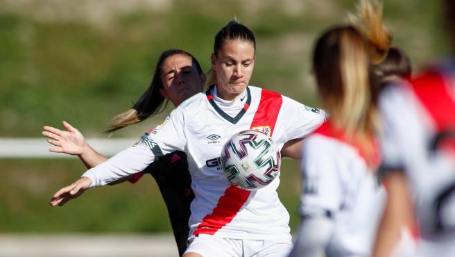 Sladjana Bulatovic, jugadora montenegrina del Rato Vallecano.