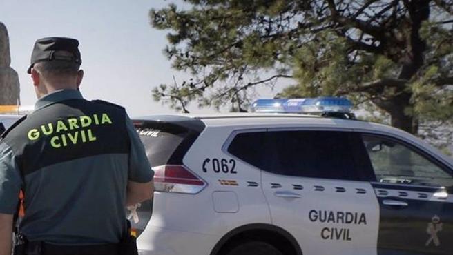 19/01/2021 Agente de la Guardia Civil en una imagen de archivo SOCIEDAD ANDALUCÍA ESPAÑA EUROPA GRANADA GUARDIA CIVIL/ARCHIVO