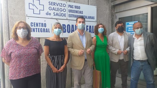 """PSdeG reclama la comparecencia de Feijóo y que informe de las listas de espera en Primaria, que ya son """"estructurales"""""""