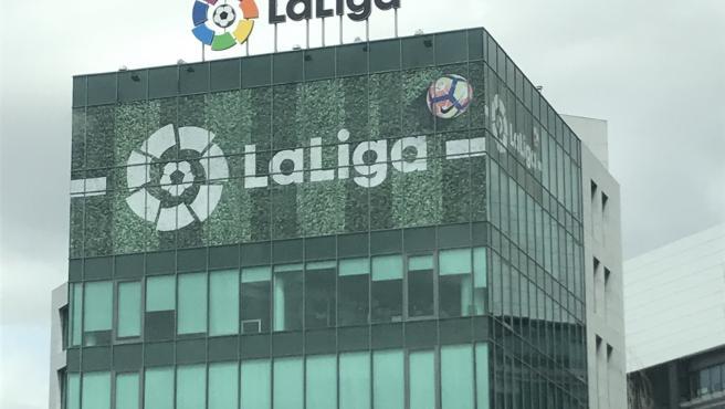 Sede de LaLiga