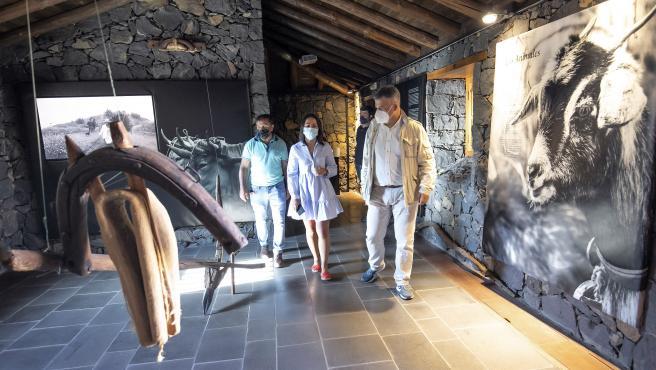 El Ecomuseo de El Tanque (Tenerife) recibe casi 6.200 visitantes hasta julio